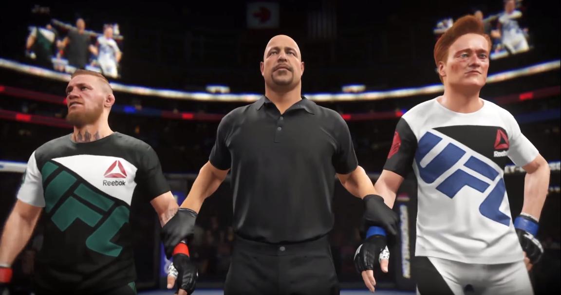 EA Sports UFC 2 Conan McGregor