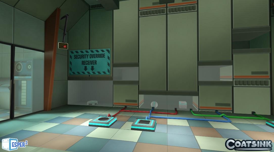 Esper 2 VR game