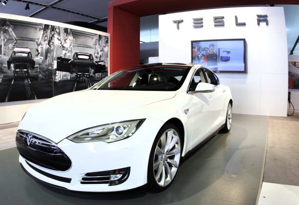 The world's first Electric GT World Series devoted to production-based electric cars will now feature the Tesla Model S