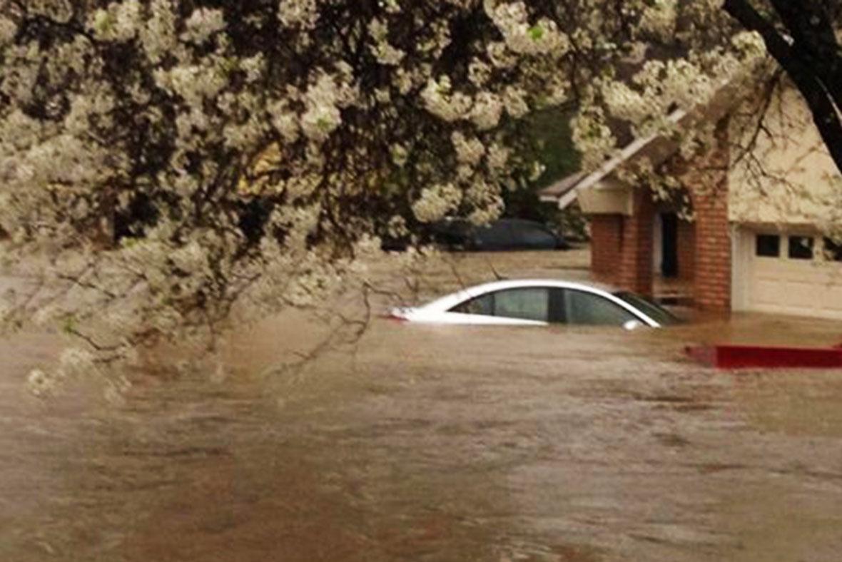 Louisana floods