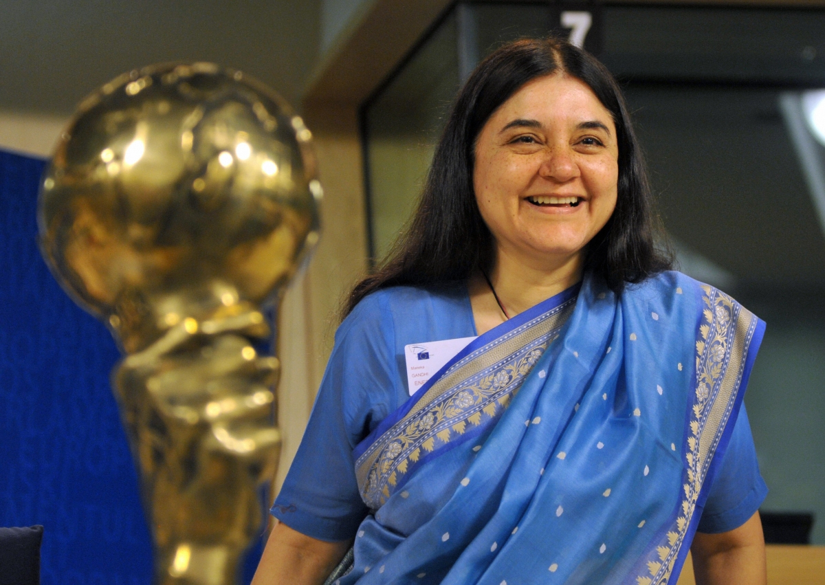 India Minister for Women and Children
