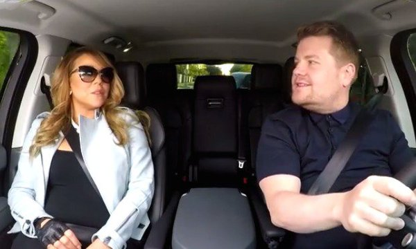 james corden carpool karaoke