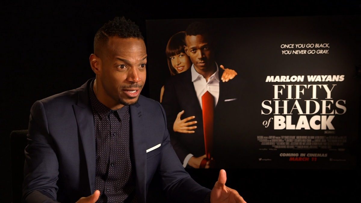 Nina Simone biopic: Marlon Wayans says that the black community should support people of colour more