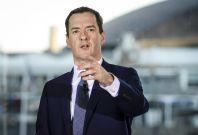 George Osborne UK budget 2016