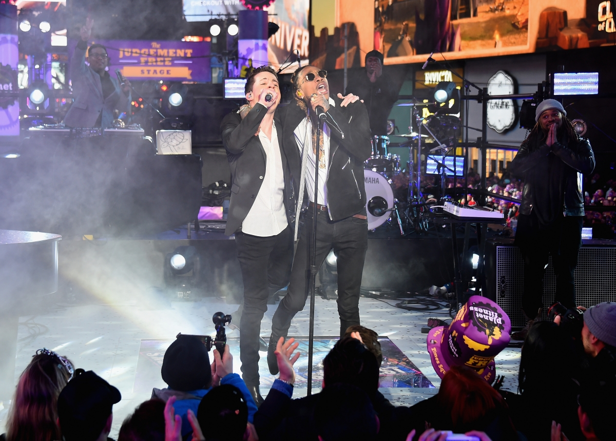 Wiz Khalifa and Charlie Puth