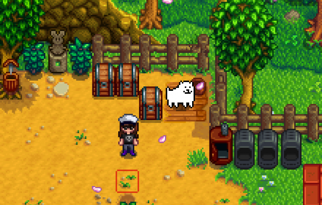 Stardew Valley Mod Undertale