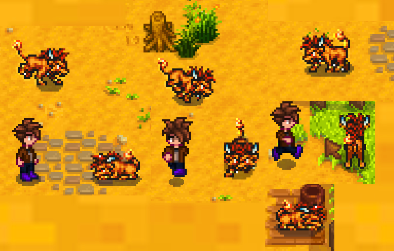 Stardew Valley Mod Final Fantasy