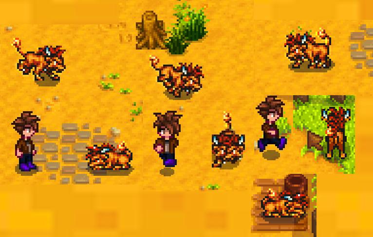 Stardew Valley Mod Final Fantasy
