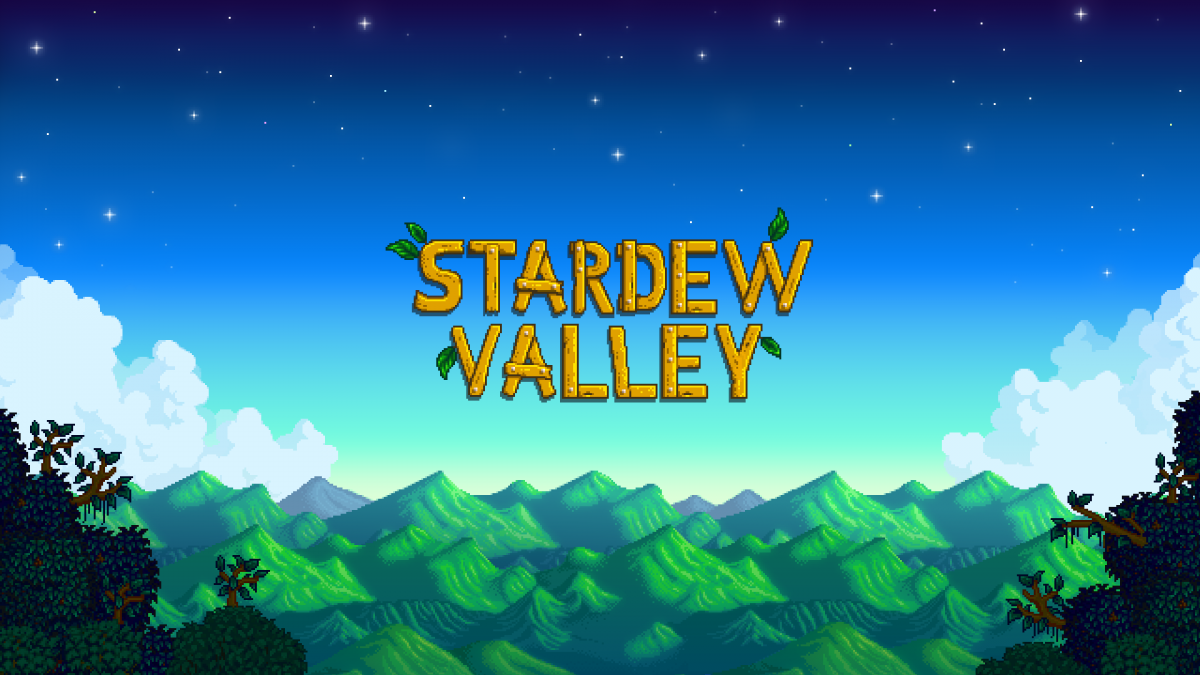 Stardew Valley Title