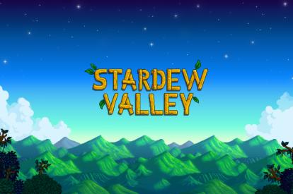 Stardew Valley Title