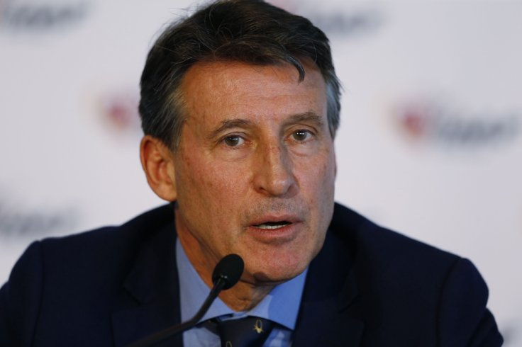 Lord Coe has revealed the IAAF's stance