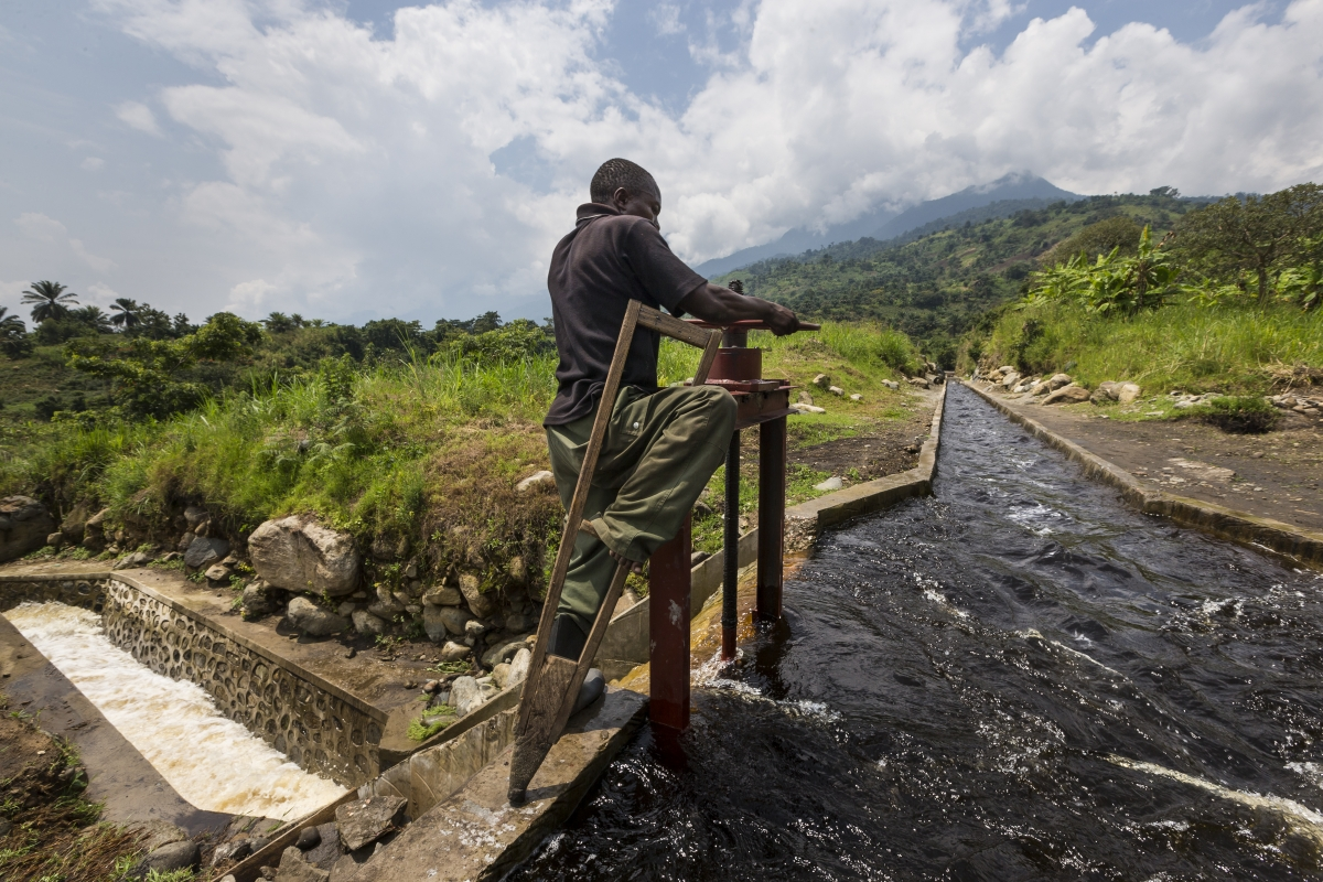 Virunga hydropower