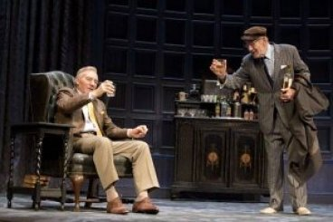 Ian McKellen and Patrick Stewart reunite on the stage once more for No Man's Land