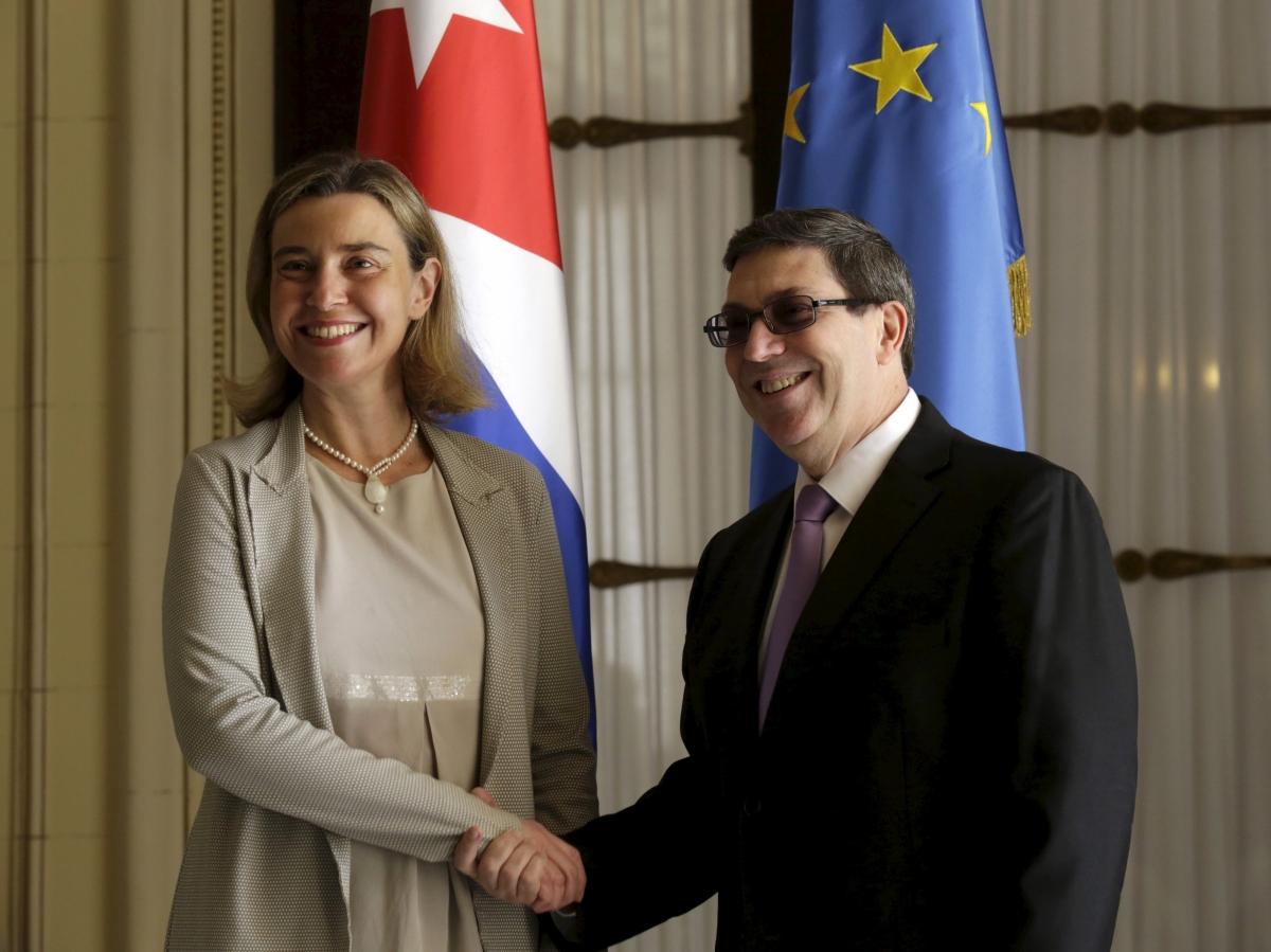 EU Cuba deal