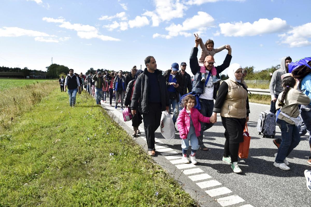 Denmark migrants