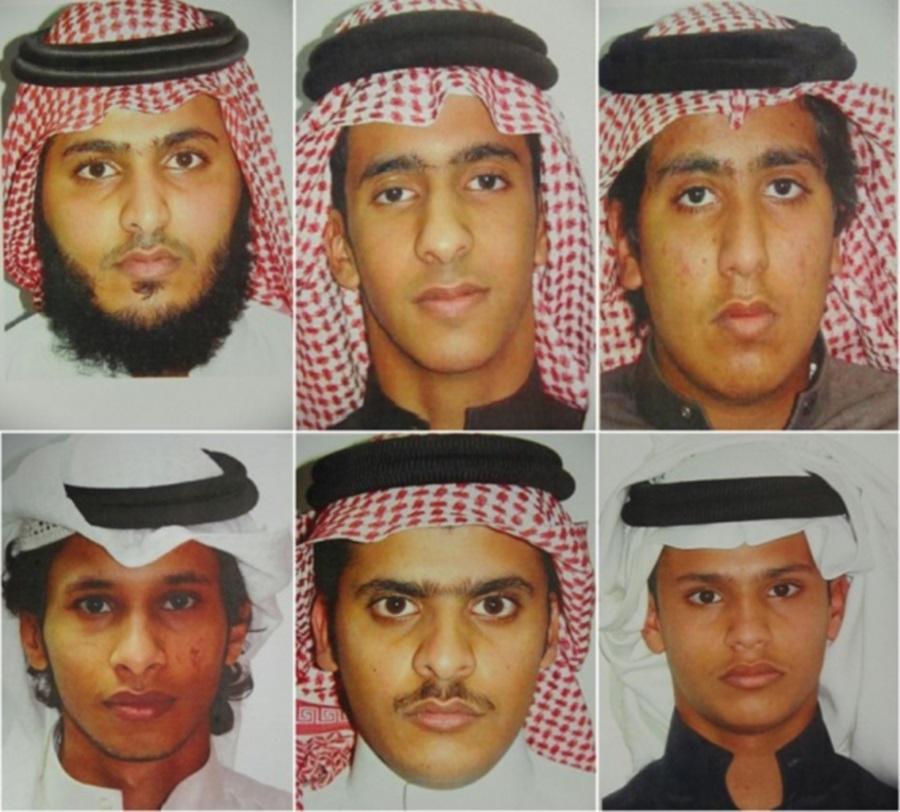 6 accused of murder Saudi