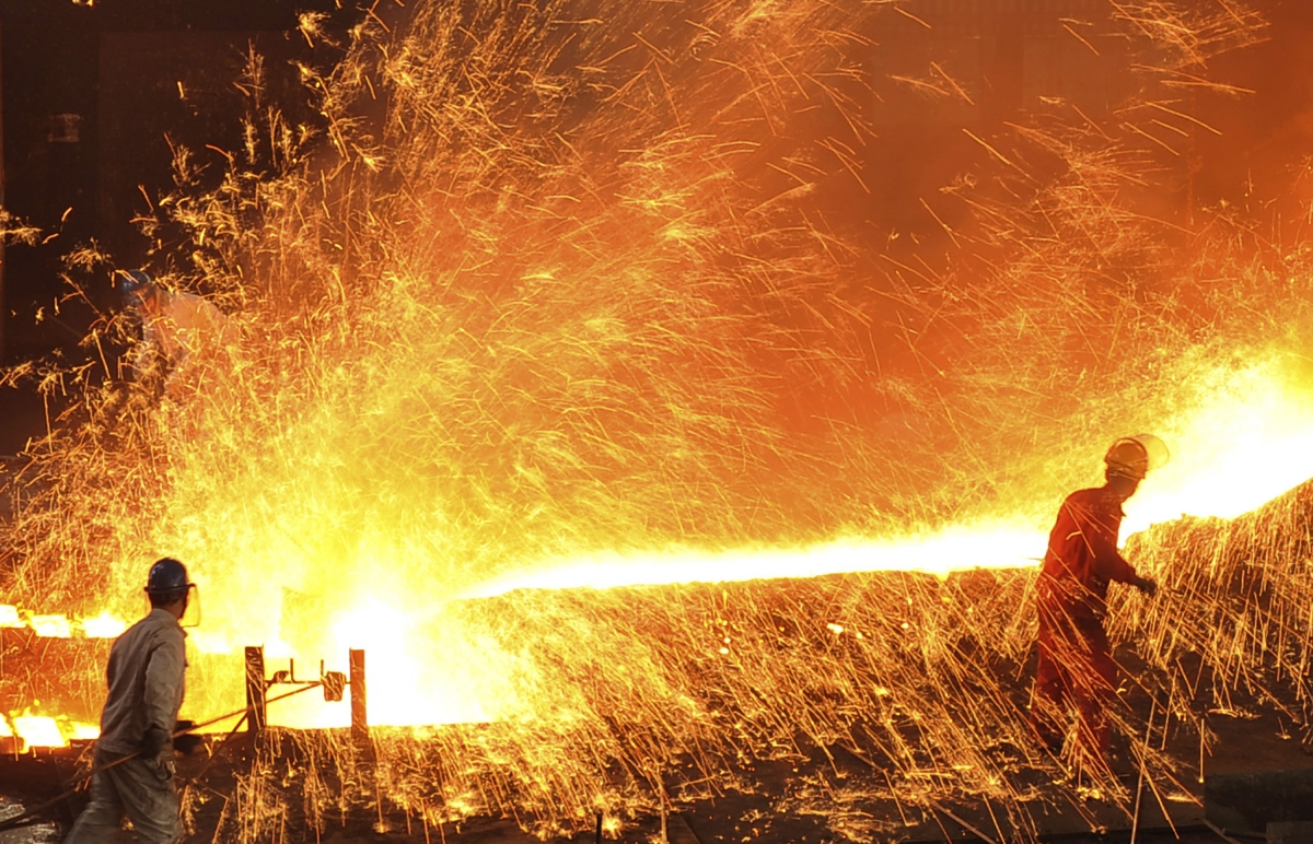 China Steel crisis: Wuhan Iron and Steel to let go of up to 50,000 of its 80,000 workforce