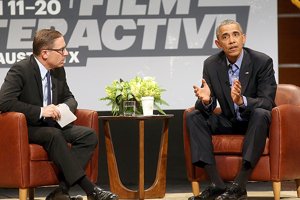 Obama at SXSW: Techies shouldn't be encryption absolutists