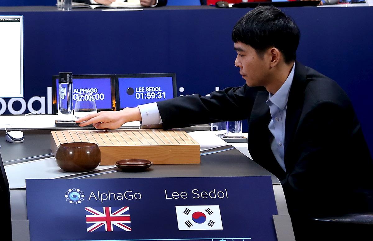 Lee Sedol loses