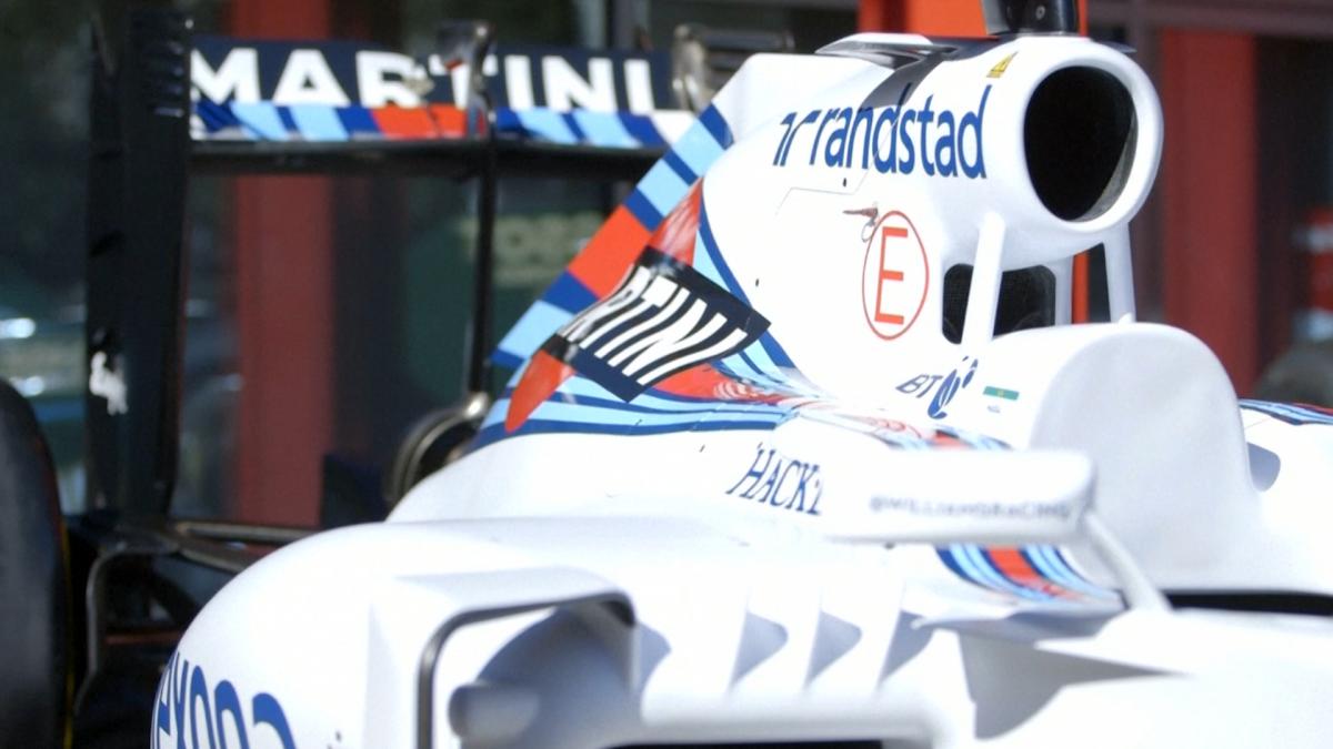 Williams F1 car