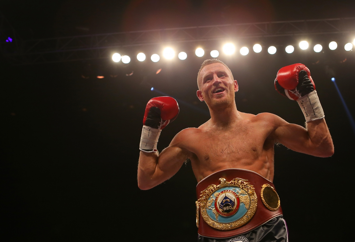 Terry Flanagan retained his title in Liverpool