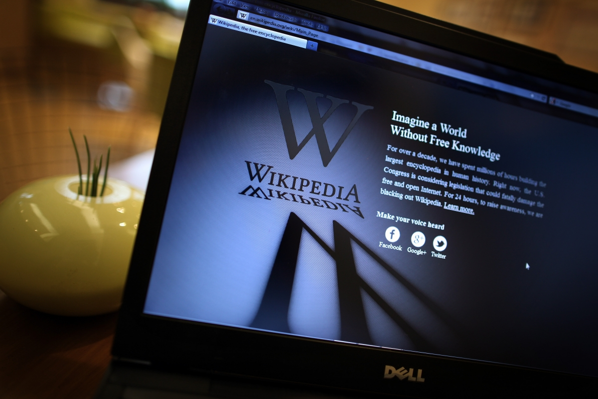 Wikipedia to develop speech engine