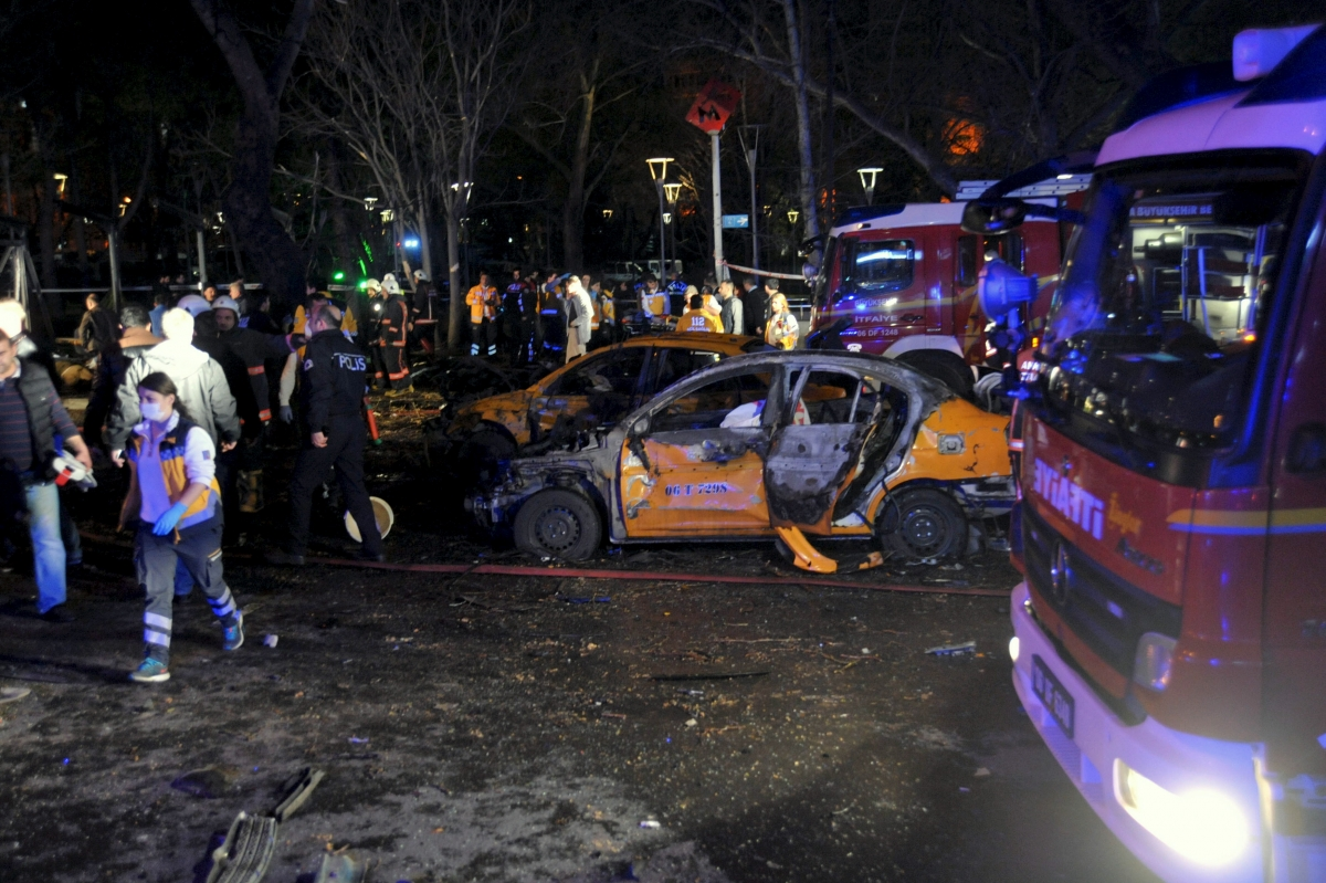 Ankara car bombing