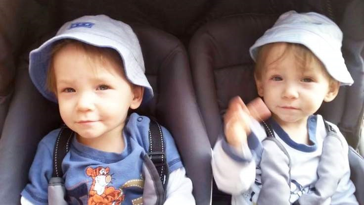Twin boys drown