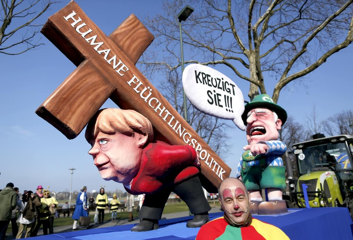 Merkel elections