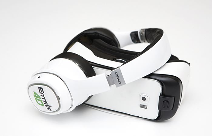 Entrim 4D VR accessory