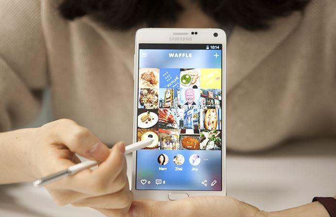 Waffle social media platform