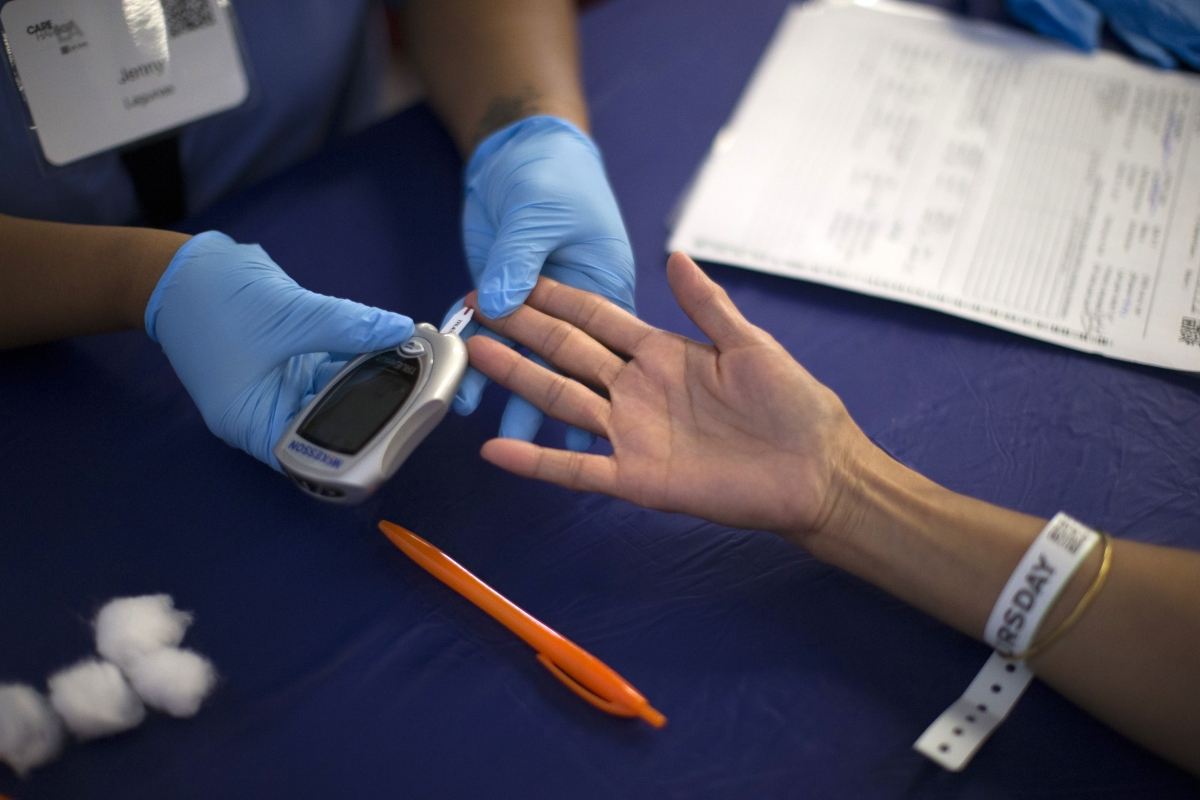 Diabetes: Blood tests could be a thing of the past as Tekcapital acquires patent for glucose testing technology
