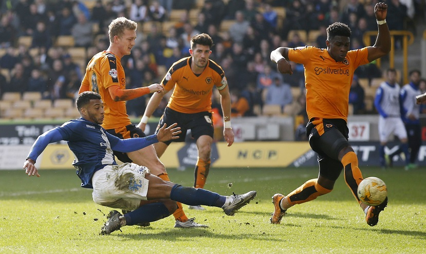 Wolves 0-0 Birmingham