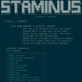 Staminus Communications offline
