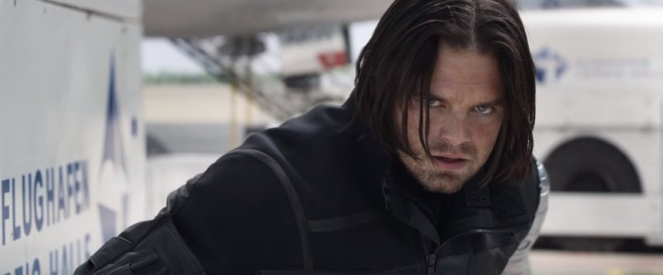 Sebastian Stan in Captain America: Civil War