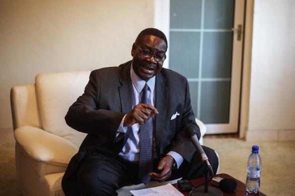 Malawi's President Peter Mutharika