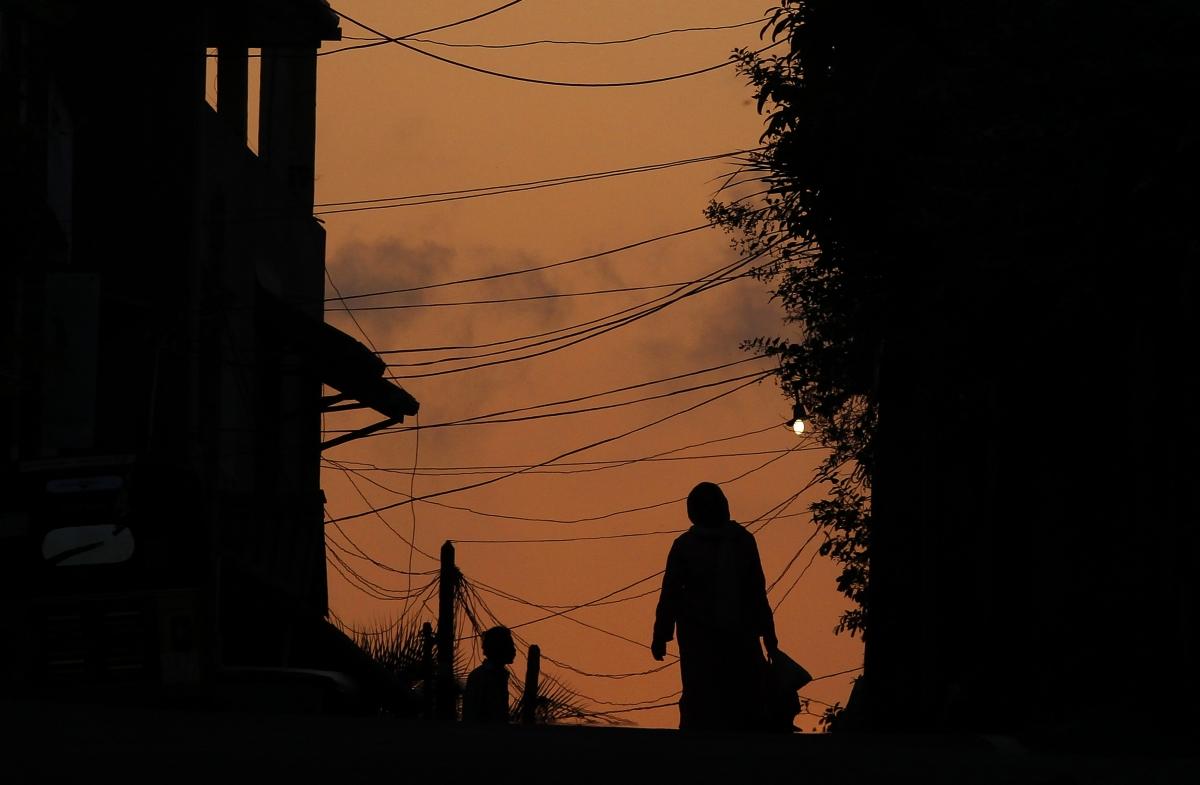 Sri Lanka power outage