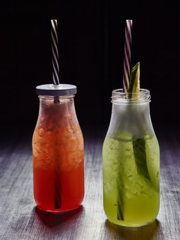 Kurabuta cocktails