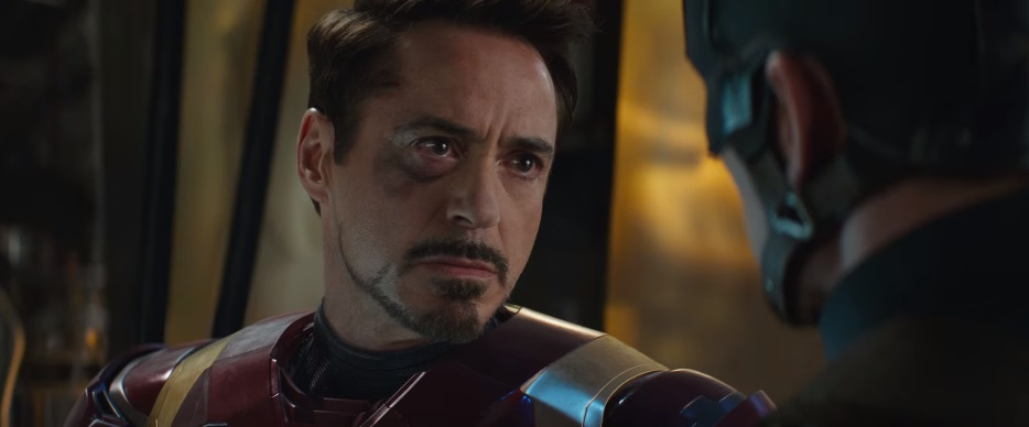 Iron Man in Captain America: Civil War
