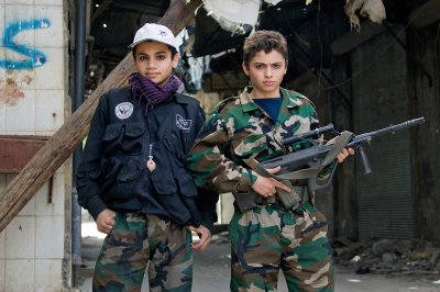 children of conflict