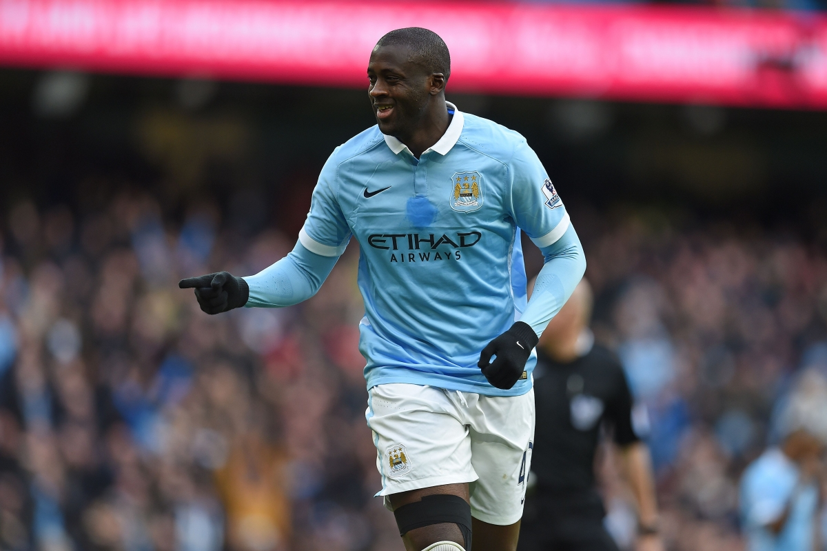 City Manchester Real  news: Yaya vs team Madrid out Toure