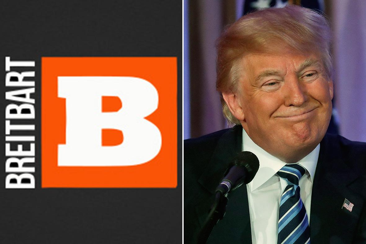 Breitbart Trump