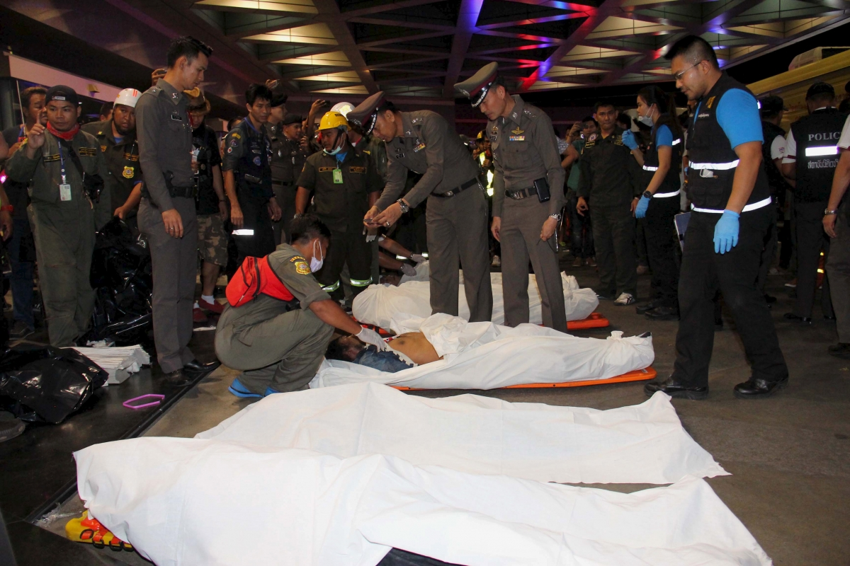 Bangkok bank deaths