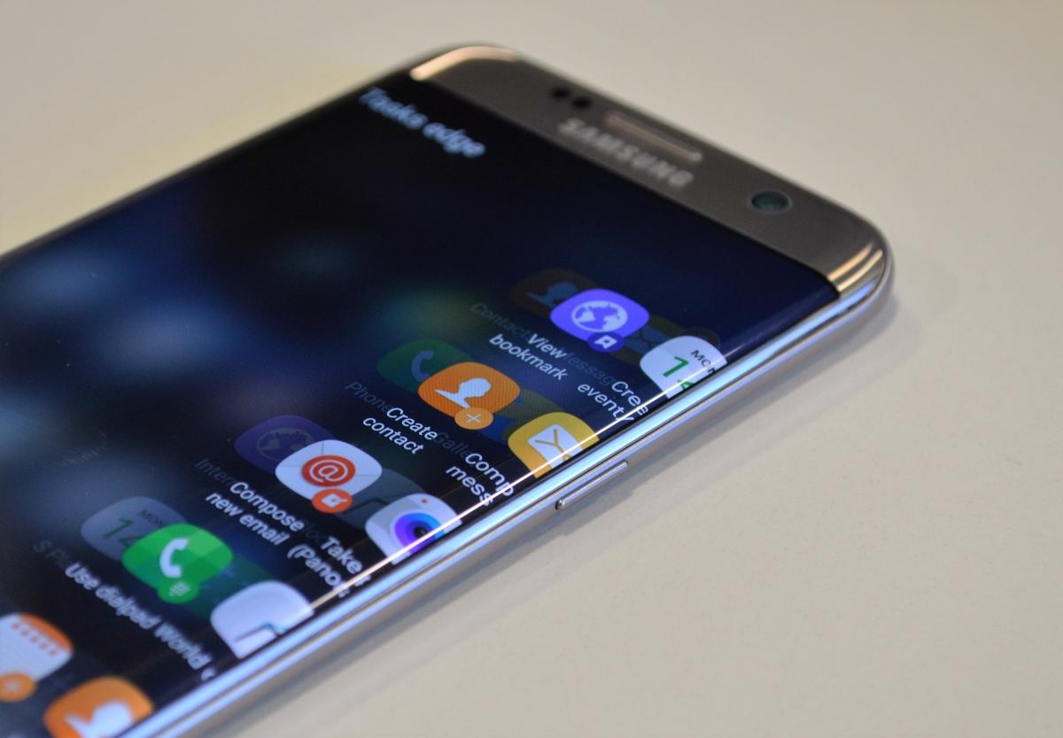ảnh điện thoại galaxy s7