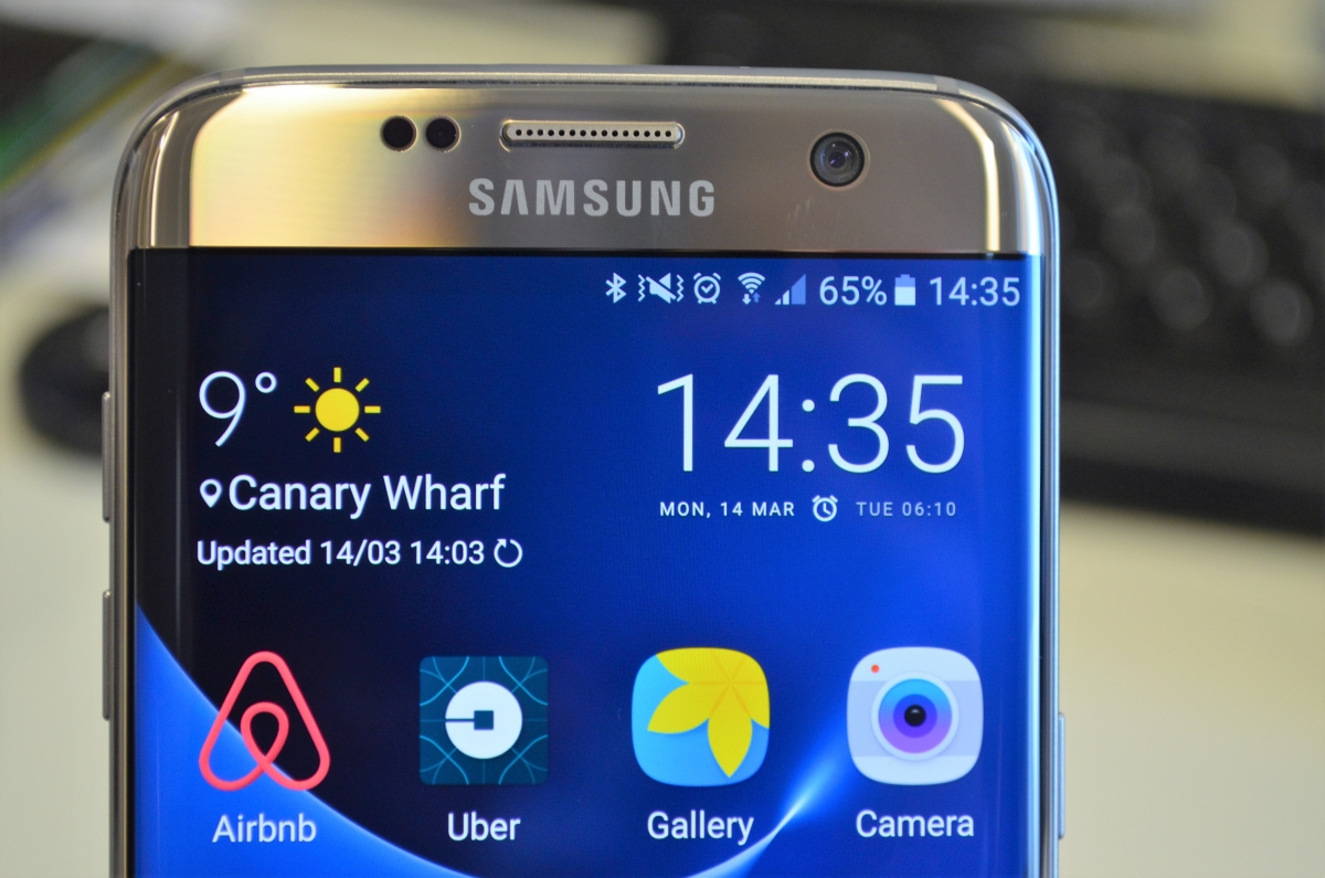 Samsung Galaxy S7 Edge: Android security update for June