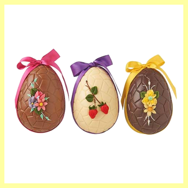 Luxury easter eggs