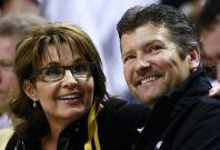 Sarah and Todd Palin