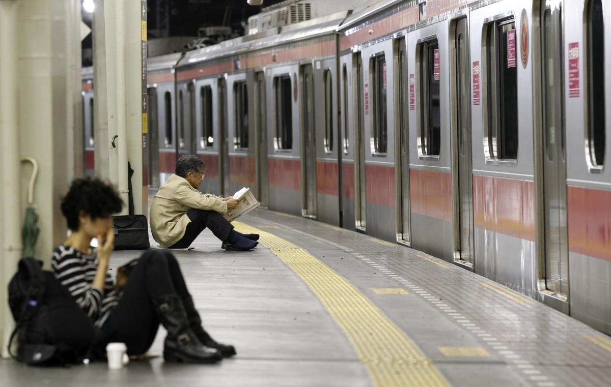 Osaka tube