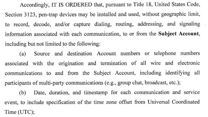 Court Order 2