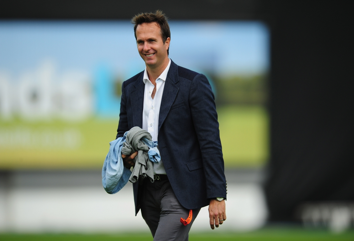 Michael Vaughan has backed India to triumph
